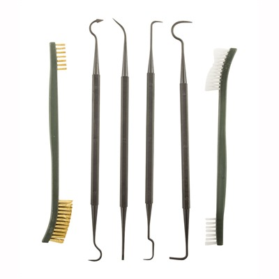 Lyman Pick And Brush Set