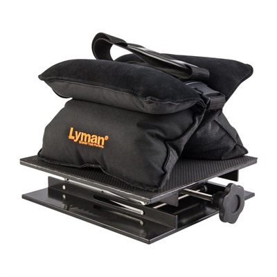 Lyman Match Bag & Bag Jack Combo - Match Bag And Bag Jack Combo