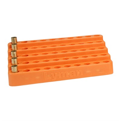 Lyman Bleacher Loading Blocks - Handgun Bleacher Block .445 4pk