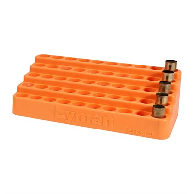 Lyman Bleacher Loading Blocks - Handgun Bleacher Block .565 4pk