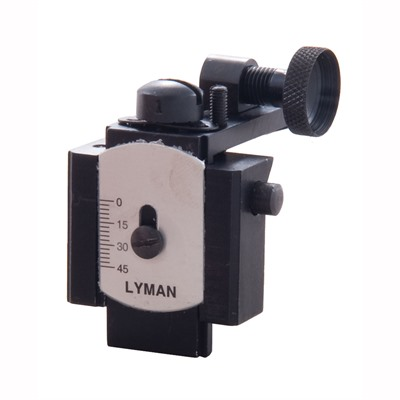 Lyman Winchester 66a Model 66a - Winchester 66a Adjustable Tang Sight Model 66a Black