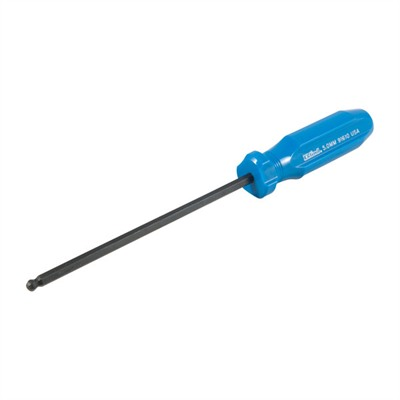 5mm Ball End Hex Screwdriver