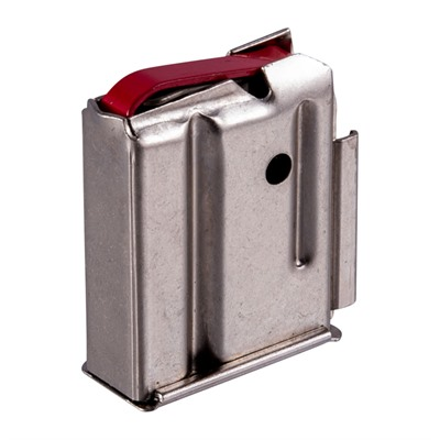 22wmr/17hmr Magazine 4rd Nickel