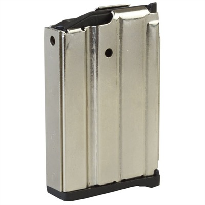 Ruger Mini-14 10rd Magazine 223/5.56 - Ruger Mini-14 Magazine 223/5.56 10rd Steel Nickel