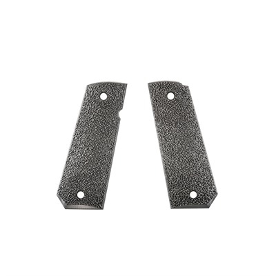 1911 Xt Grips - Govt/Comm Bb Grip, Black