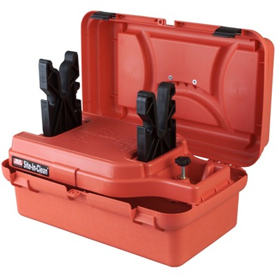 Mtm Site-In-Clean Shooting Rest & Case - Site-In-Clean Rest & Case