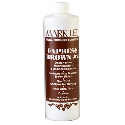 Mark Lee Express Brown #2 - 16 Oz. Express Brown #2