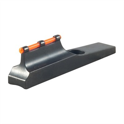 Marble Arms Rifle  Uni-Ramp Front Sight - Rifle Uni-Ramp Front Sight .470 Fiber Optic Orange