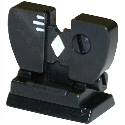 Flat Top Folding Leaf Sight With Windage