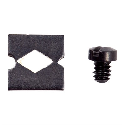 Flat Top Folding Leaf Sight Blade & Screw Discount