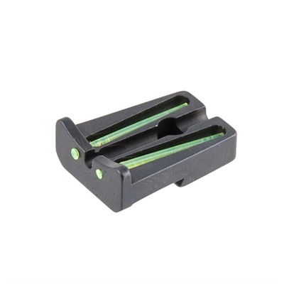 #30 Universal Rear Sight - Green F/O Blade, Only