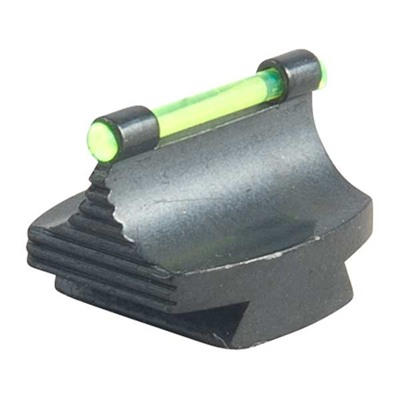 "Marble Arms Rifle Fiber Optic Glow 45 W Front Sight .450"" Fiber Optic Glow 45 W Front Sight Steel Green Online Discount"