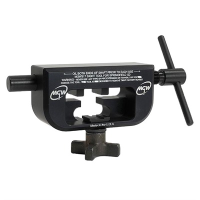 Semi-Auto Sight Mover - Springfield Xd Sight Mover (Except Tactical Long Slide)