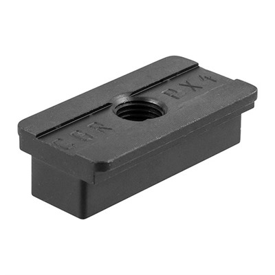 Mgw Sight Pro & Rangemaster Sight Mover Slide Shoes - Beretta Cougar/Px4 Slide Shoe