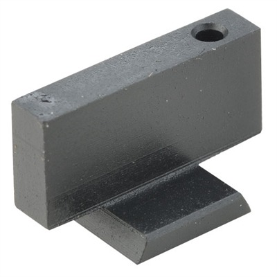 Mgw Semi-Auto Dovetail Front Sight Blank - Dovetail Front Sight Blank