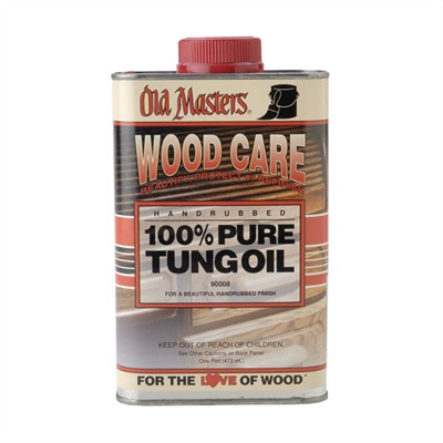 Pure Tung Oil Pint Tung Oil Discount