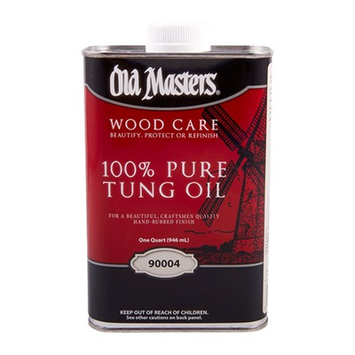 Pure Tung Oil Quart Tung Oil Discount