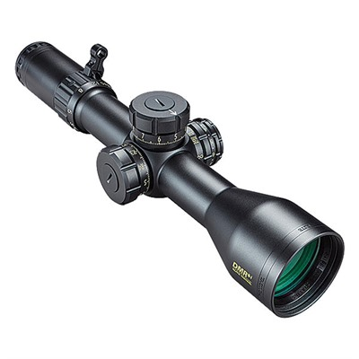 Bushnell Elite Tactical Dmr Ii 3.5-21x50mm Ffp Rifle Scopes - 3.5-21x50mm Ffp Illum. G3 Matte Black