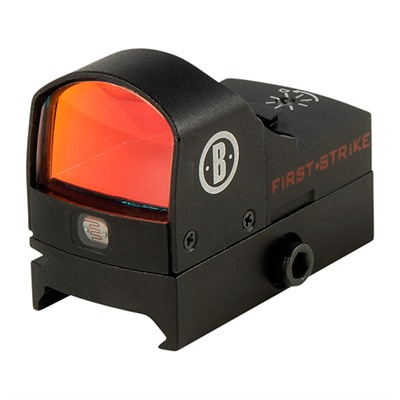 Bushnell First Strike Red Dot Sight - First Strike 5 Moa Red Dot Matte Auto Illum.
