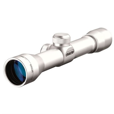 Prohunter Shotgun / Handgun Scopes - Prohunter 4x32mm Handgun Silver Truplex