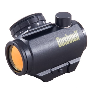 TROPHY TRS-25 RED DOT SIGHT. Mfr: BUSHNELL OUTDOOR PRODUCTS