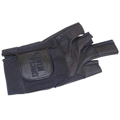 Leather Gloves 8999-1 Small Shooting Gloves, Black : Shooting Accessories by Michaels of Oregon for Gun & Rifle