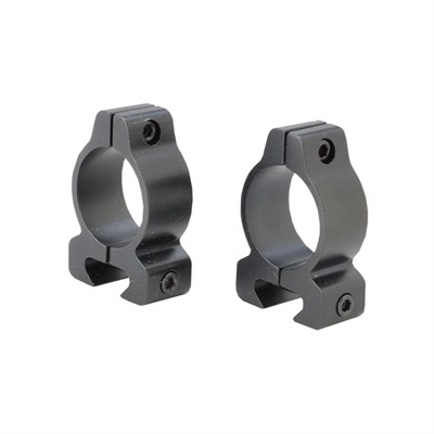"Aluminum Alloy Vertical Split Rings Tp00709 1"" Med Matte 22rf Scope Rings : Optics & Mounting by Millett for Gun & Rifle"