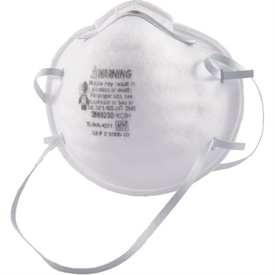 Brownells Filter Mask