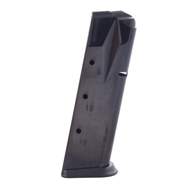 Semi Auto Magazines Sig P228 9mm Blue 15 Rnd Discount