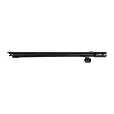 "Od Green Vent Rib, Ported, Bead Sight Barrel, 12ga, 28"" - Blue, Stand-Off Barrel, Bead Sight, 1"