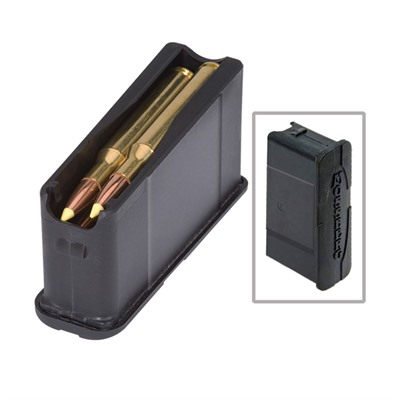 Patriot Magazine, Long Action, 4 Round - Patriot Magazine, Long Action, 4 Rounds