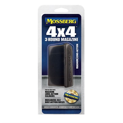 Patriot Magazine, Magnum, Long Action, 3 Round - Patriot Magazine, Magnum, Long Action, 3 Rounds