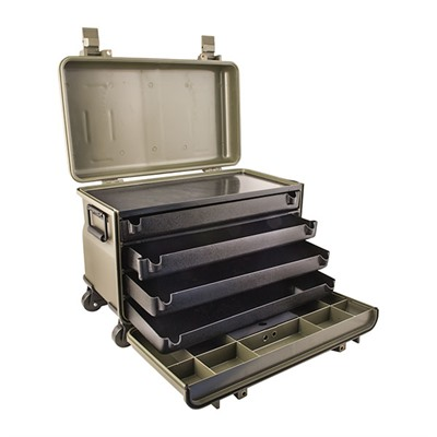 Mil-Spec Tool Box Od Green