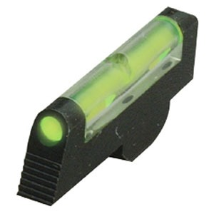 Hiviz S&W Overmolded Handgun Front Sights - S&W Front Sight, Green