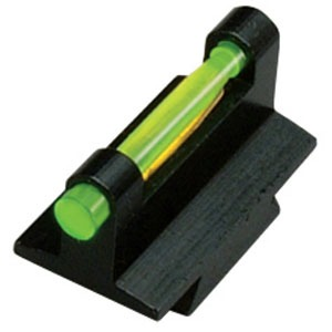 Fiber Optic Rifle Sight
