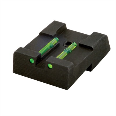 Hiviz S&W 1911 Rear Sights - S&W 1911 Rear Sight, Green
