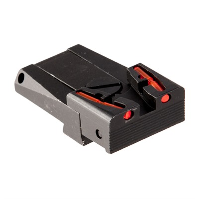 Hiviz Fully Adjustable Rear Sight For All Glock Models - Glock Gen 1-4 Fully Adjustable Rear Sight