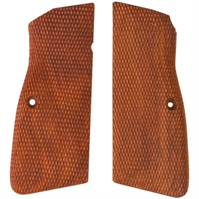 Browning Hp Combat Grips Philippine Mahogany Palm Swell Grip : Handgun Parts by Navidrex for Gun & Rifle