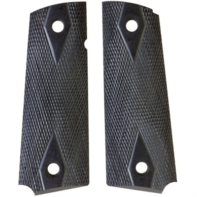 1911 Auto Contoured Grips Navidrex Micarta Std Dd Grip : Handgun Parts by Navidrex for Gun & Rifle
