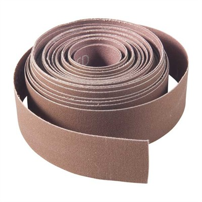 "Metalite Cloth Rolls - E-Z Metalite Cloth Roll, 10 Yd X 1"", 400 Grit"