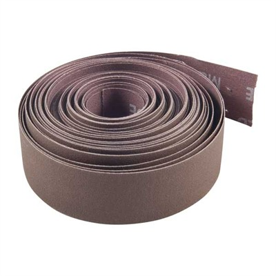 "Metalite Cloth Rolls - E-Z Metalite Cloth Roll, 10 Yd X 1"", 600 Grit"