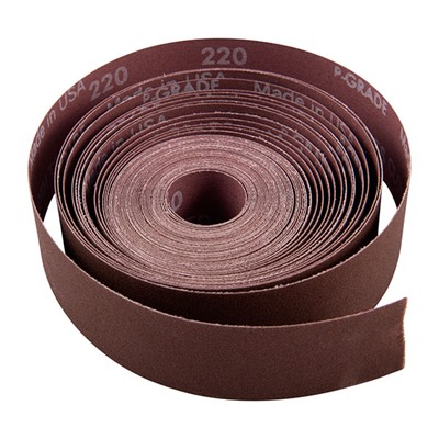 "Metalite Cloth Rolls - E-Z Flex Metalite Cloth Roll, 10 Yd X 1 1/2"", 220 Grit"