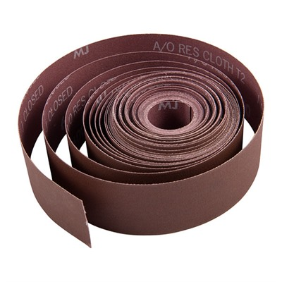 "Metalite Cloth Rolls - E-Z Metalite Cloth Roll, 10 Yd X 1 1/2"", 600 Grit"