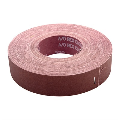 Norton Metalite Cloth Rolls - E-Z Metalite Cloth Roll, 50 Yd X 1 1/2