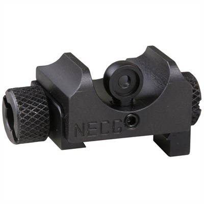 Cz 550 Ghost Ring Rear Sight - Cz 550 Adjustable  Peep Ghost Ring Rear Sight Black