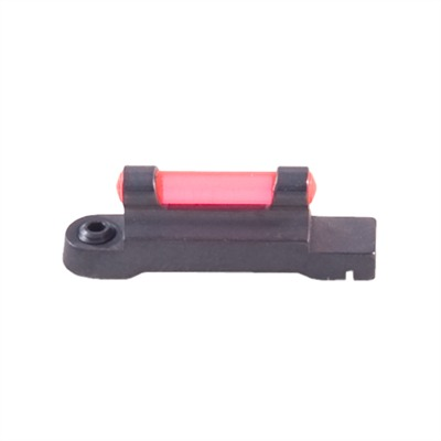"Ruger® Rifle Front Sights - .330"" Red Fiber Optic Front Sight"