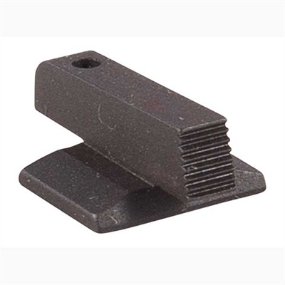 "1911 Front Black Dovetail Sights - Govt, Black, .160"" Height"