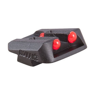 "Fiber Optic Rear Sights For Glock 060"" Rear Sight Red Discount"
