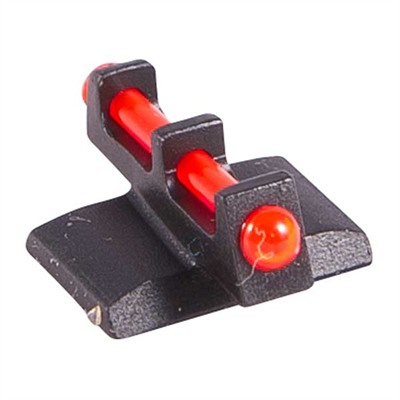 Novak Fiber Optic Front Sights Red - Fiber Optic Front Sight, Red, .175