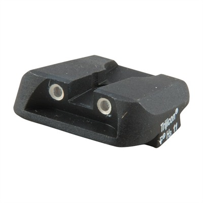 Carry Rear Night Sights For Glock?